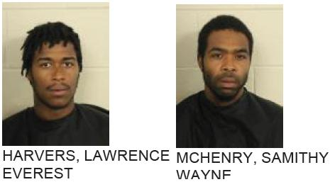 Rome Men Arrested for Shooting at Woman