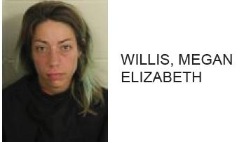 Rome Woman Charged with Burglary