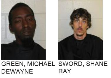 Floyd County Jail Inmates Charged with Rioting