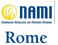 NAMI Rome Calls on Everyone to Get Into Mental Health