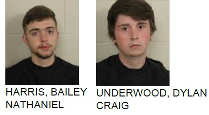 Floyd County Teens Found with Beer and Drugs