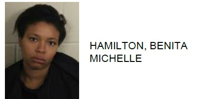 Rome Woman Arrested for Hitting Man
