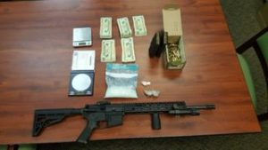 Elderly Resaca Man Arrested On Multiple Drug And Weapons Charges