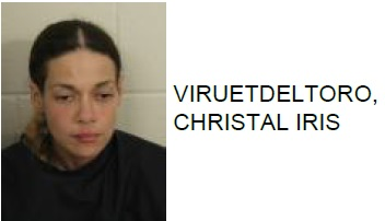 Rome Woman Found with Drugs in Anus