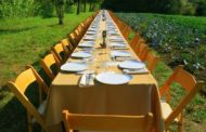 """Field-to-Fork Dinner"" / Saturday, August 19th at Hopewell Community Center"