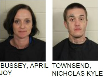 Lindale Couple Found with Meth