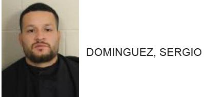 Rome Man Arrested After Found with Meth at Probation Office