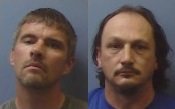 Two Kentucky Natives Arrested In Gore For Meth Possession