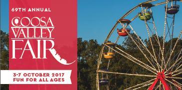 69th Annual Coosa Valley Fair Opens Next Week