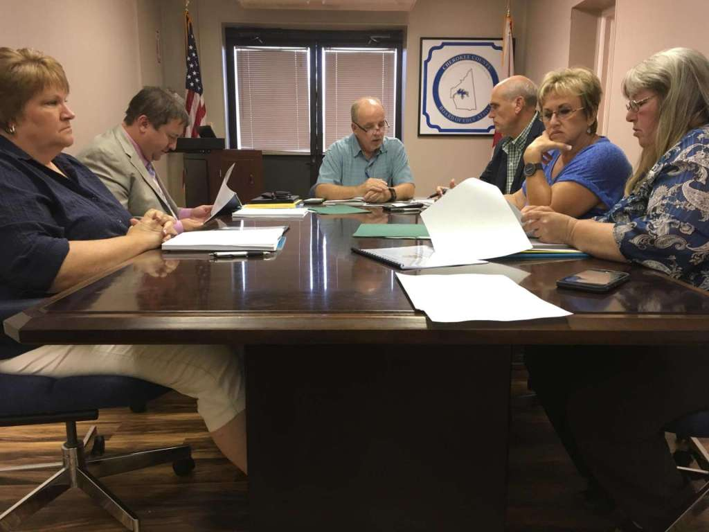 Chattooga BOE Adopts $40,000,000 Budget