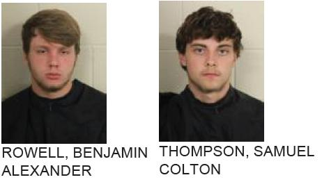 Teens Arrested in Bud Light Theft Case