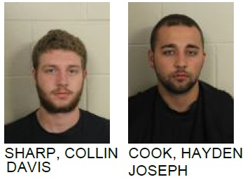 Armuchee Men Arrested After Drugs Found in Home