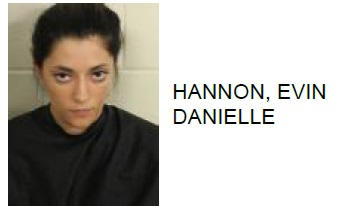 Cedartown Woman Charged with Shoplifting, Found with Drugs in Body Cavity