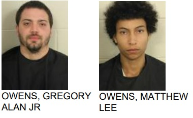 Rome Brothers Arrested After Altercation at Pizza Restaurant