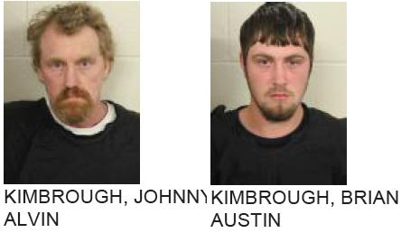 Men Arrested for Stealing from Rome Business