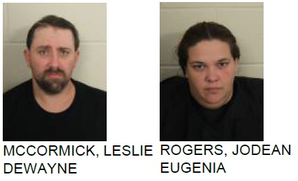 Rome Couple Charged with Forging Checks