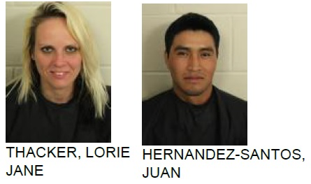 Texas Man, Cartersville Woman Charged with Prostitution at Rome Motel