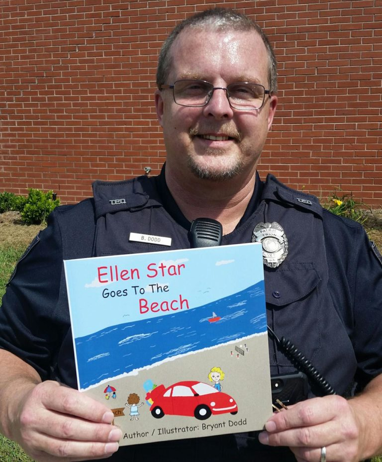 Local Officer Publishes Children's Book