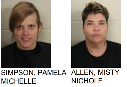 Rome Women Charged with Trying to Pay for Car with Fake Check