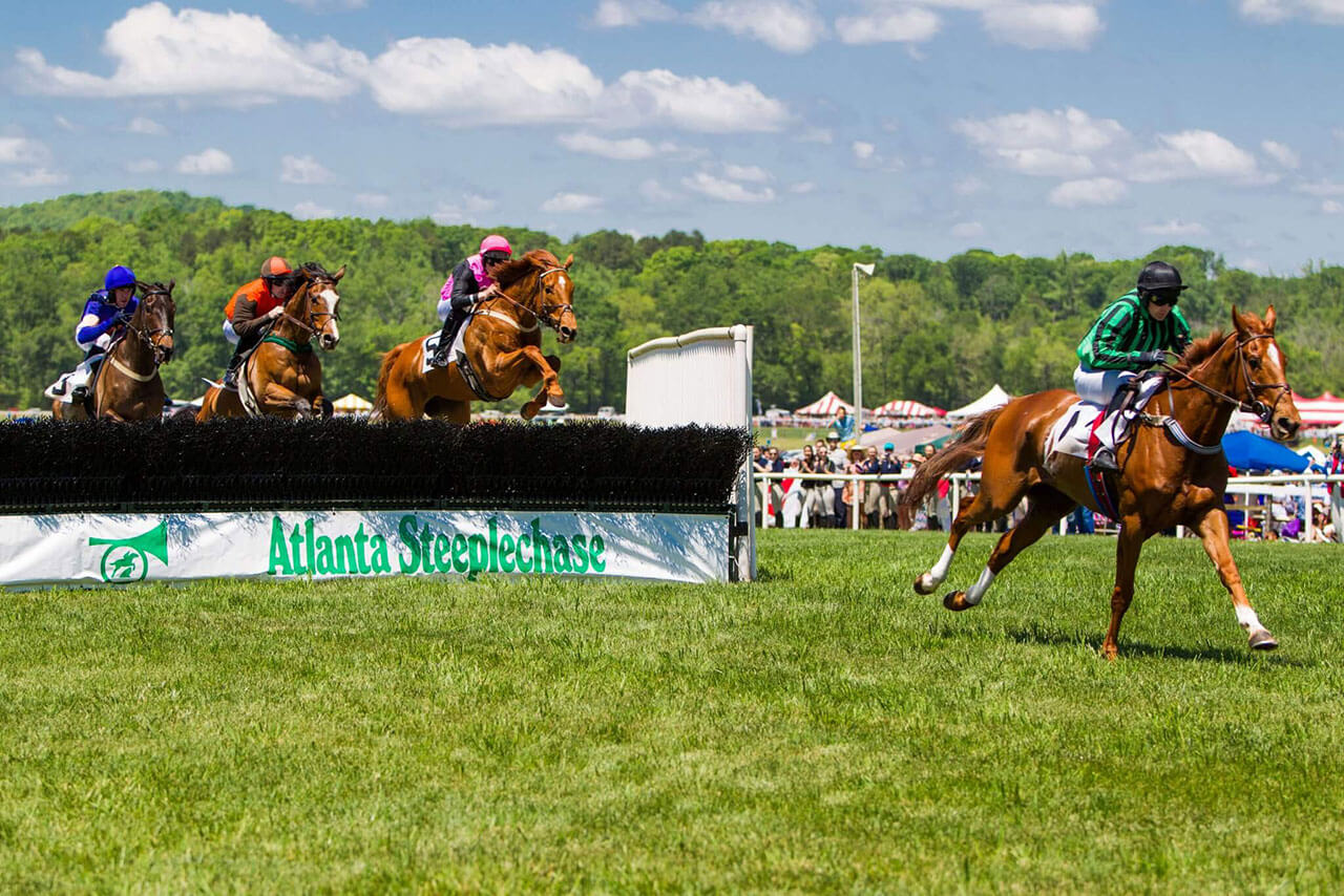 Steepechase to Return to Kingston Downs