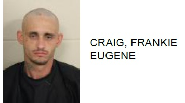 Lindale Man Arrested for Stealing and Wrecking Car