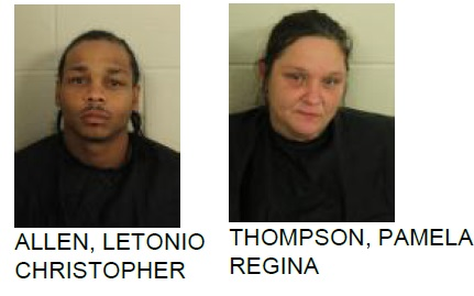 No Headlights Leads to Two Arrest Near Rome Liquor Store