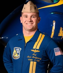 Cartersville Man Returning Home With The Blue Angels For North Georgia Airshow