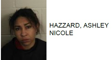 Rome Woman Arrested After being found with Drugs