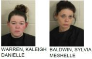 Women Found in Car with Meth and Other Drugs