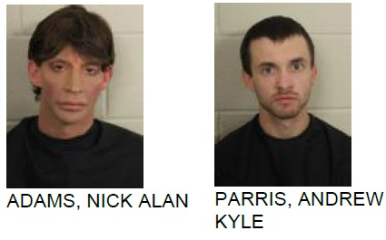 Three Charged After Task Force Conducts Drug Search at Business on Kingston Avenue