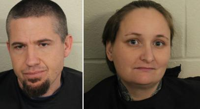 Lindale Couple Arrested After Cutting and Stabbing Each Other