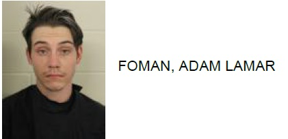 Rome Man Charged with Theft