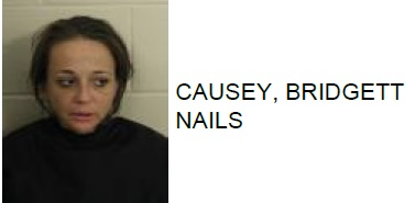 Rome Woman Found Driving Stolen Car with Drugs