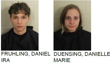 Rome Couple Arrested After Disturbance Leads Police to Drugs