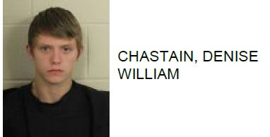 Rome Teen Breaks into and Spray Paints Armuchee High School
