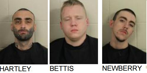 Three Inmates Charged with Starting Riot, Beating Down Inmate