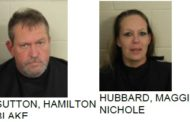 Cave Spring Couple Arrested After Doing Drugs Around Child