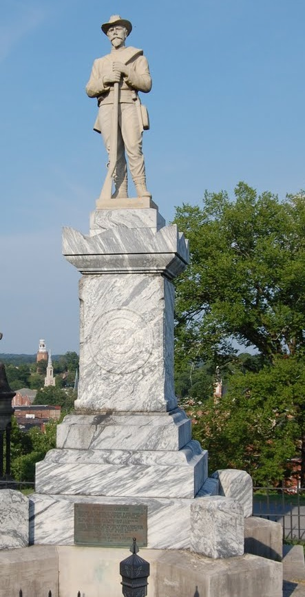 Myrtle Hill-Oak Hill Memorial Association to Lead Fundraising Efforts for the Historic Sentinel Monument at Myrtle Hill Cemetery