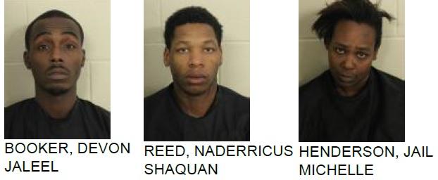 Three Arrested After Police Find Major Drug Stash