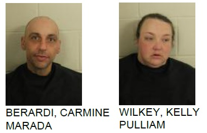 Silver Creek Couple Facing Numerous Drug and Theft Charges