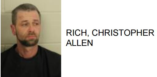Rome Man Faces Two Burglary Charges
