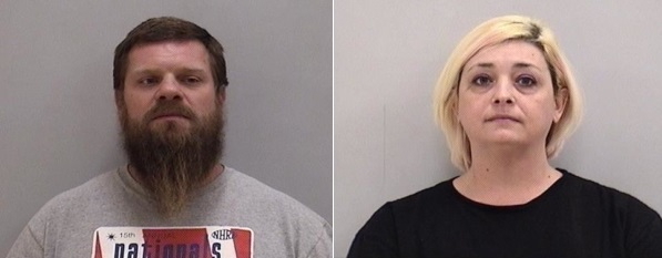 Repo Man Allegedly Threatened; Two Arrested