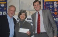 $15,000 Contributed to the Rome Exchange Club Family Resource Center