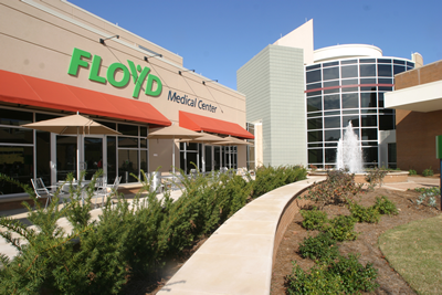 Floyd Hospitals Limiting Visitors for All Patients