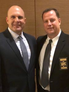 Sheriff Honors Long Serving Deputy on Retirement
