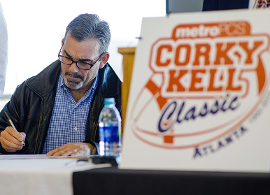 Schedule in Place for Corky Kell Classic in Rome