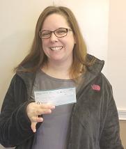 E-code Winner! Katherine Clowdus