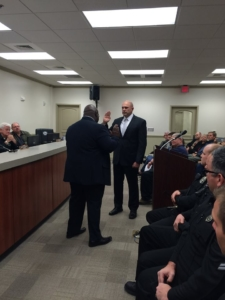 Adairsville Hires new Police Chief