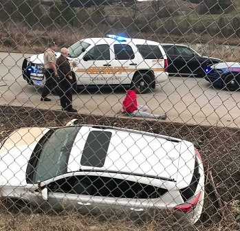 Man Arrested After High Speed Chase Ends in Coosa