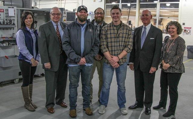 Manufacturing Leaders Helping Train  Future of NW Georgia